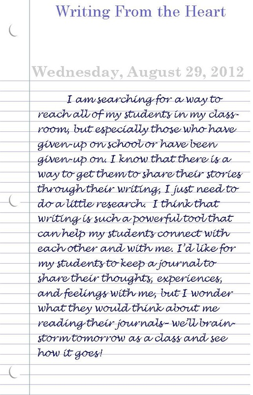 Week diary essays  students activities sample
